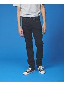 Calvin Klein Jeans (M)CALVIN KLEIN 【カルバン クライン ジーンズ】 メンズ ロゴ パンツ ジーンズ デニム ボディ ストレート インディゴ スキニー テーパード 027 BODY 5PKT J313696 カルバン・クライン パンツ/ジーンズ フルレングス ネイ【送料無料】