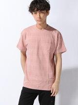 ポップコーンジャガードビッグTシャツ
