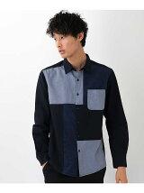 オックスフォードクレイジーパターンシャツ