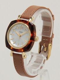 【SALE/10%OFF】TIMEX TIMEX/(W)ヘレナ ライフスタイルステーション ファッショングッズ 腕時計 ブラウン【送料無料】