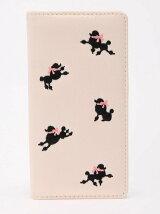 プードル刺繍アイフォン7ケース