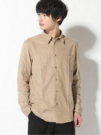 KENZO (M)Baby Cord Slim Fit Shirt ケンゾー シャツ/ブラウス 長袖シャツ ベージュ【送料無料】
