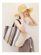 Lilas CampbellコラボビックトートBAG