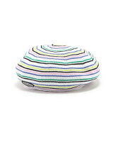 MULTI STRIPED BERET