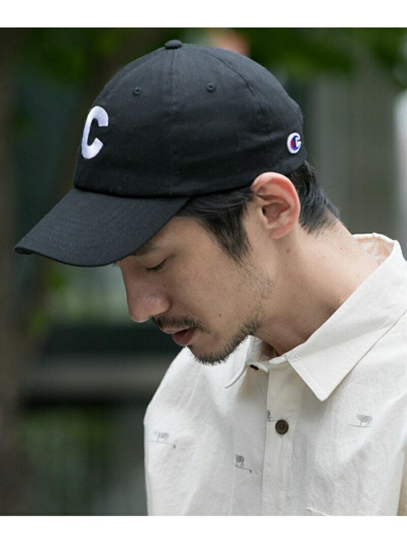 【SALE/20%OFF】Sonny Label Champion 別注Champion刺繍キャップ サニーレーベル 帽子/ヘア小物【RBA_S】【RBA_E】
