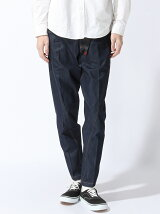 (M)【Gramicci】DENIM DRAPING PANTS