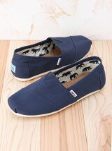 M CLSC Navy Canvas
