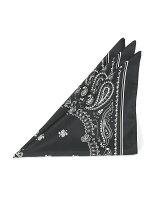 【InRed6月号掲載】【VERY5月号掲載】ビーミング by ビームス / バンダナ 柄スカーフ BEAMS