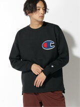 CHAMPION/CH CREW NECK SWEAT SHIRT