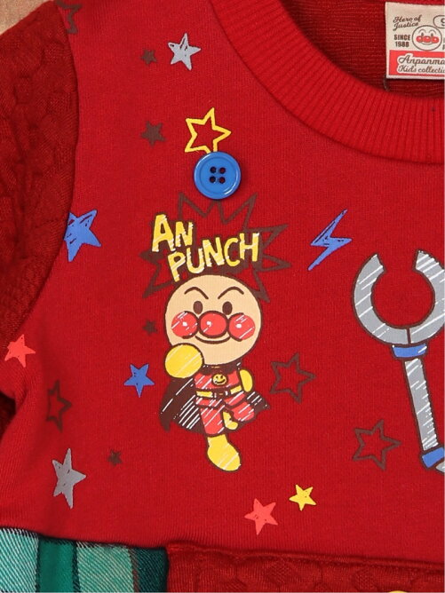 ANPANMAN KIDS COLLECTION/(K)DDギミックトレーナー