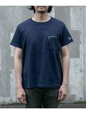 Champion×Mt.Design 3776 H/S T-SHIRTS With PK