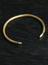 buffalo bangle brass