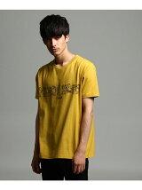 HARUTA for tk.TAKEO KIKUCHI プリントTシャツ