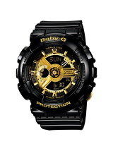 BABY-G/(L)BA-110-1AJF/Black×Gold Series