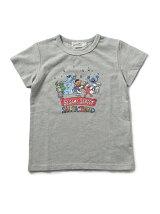 セサミストリートバンドTシャツ