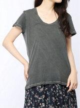 Ray BEAMS High Basic / スクープ ネック Tシャツ Ray BEAMS レイビームス
