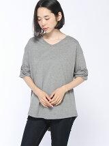 mitis/袖リボンプルオーバー袖ひじ丈/mitis/AW