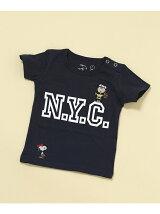 Peanuts NYC Tシャツ