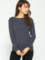 GOOD ON/(W)GO BOATNECK LS THERMAL TEE