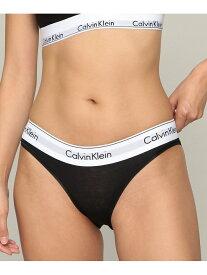 Calvin Klein (W)CALVIN KLEIN 【カルバン クライン アンダーウェア】 カルバン・クライン インナー/ナイトウェア ショーツ ブラック グレー【送料無料】