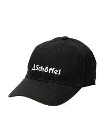 Schoffel (U)BASIC LOGO CAP II ショッフェル 帽子/ヘア小物 キャップ ブラック ベージュ ネイビー ピンク ホワイト