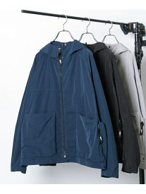 【SALE/65%OFF】URBAN RESEARCH BACH×URBAN RESEARCH 別注Commuter Dyed Jacket アーバンリサーチ コート/ジャケット マウンテンパーカー ブルー ブラック ベージュ【送料無料】