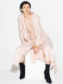【SALE/75%OFF】styling/ テンセルリネンリブロンパース スタイリング パンツ/ジーンズ サロペット/オールインワン ピンク オレンジ【送料無料】