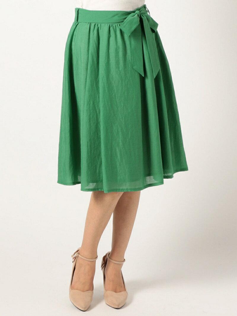 【SALE/50%OFF】MEW'S REFINED CLOTHES ギャザーフレアスカート ミューズ リファインド クローズ スカート【RBA_S】【RBA_E】【送料無料】