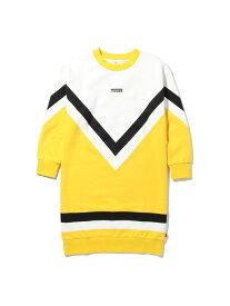 【SALE/66%OFF】Levi's LOGOスウェットシャツ リーバイス ワンピース ワンピースその他【送料無料】