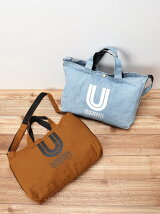 UNIVERSAL OVAOLL 2WAYショルダーBAG