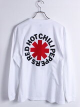 RED HOT CHILI PEPPERS × RATTLE TRAP ロングスリーブTシャツ<別注セレクト>