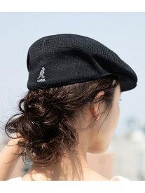 【SALE/40%OFF】ViS 【KANGOL】メッシュハンチングベレー帽 ビス 帽子/ヘア小物 帽子その他 ブラック ベージュ ネイビー