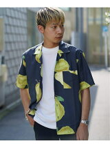 (M)FRUIT Painted S/S シャツ