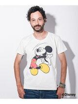 High jump Print T(Mickey)