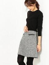 ●JOC 17FW RMTC ツイードスカート