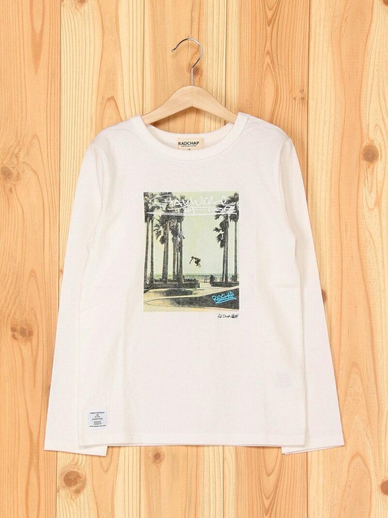 【SALE/40%OFF】フォトプリントTシャツ ブランシェス カットソー【RBA_S】【RBA_E】