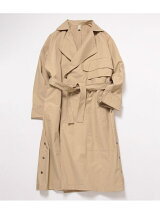 【NorthHill】TRENCHCOAT