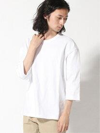 【SALE/20%OFF】GAP (M)七分袖tシャツ ギャップ カットソー Tシャツ ホワイト ネイビー ベージュ ブラック