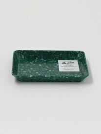 UNITED ARROWS green label relaxing Livelihood [ ハイタイド ] HIGHTIDE Marble デスク トレイ S ユナイテッドアローズ グリーンレーベルリラクシング その他 その他 グリーン ブラック ネイビー