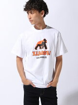 S/S TEE WALKING APE