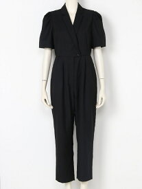 SLY TAILORED TUCK JUMPSUITS スライ ワンピース【送料無料】