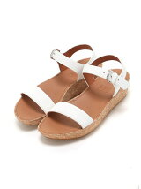 (W)BON II BACK-STRAP SANDALS-LEATHER
