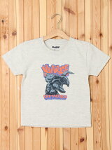 S/S TEE TRICERATOPS
