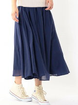 【Market】ソリッドマキシスカート