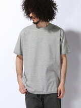 Fruit of the Loom × BEAMS / 別注 クルーネック Tシャツ