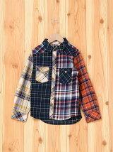 (K)ビエラチェックシャツ