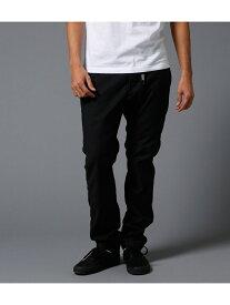 【SALE/60%OFF】AZUL by moussy バックサテンスリムクライミングパンツ アズールバイマウジー パンツ/ジーンズ パンツその他 ブラック