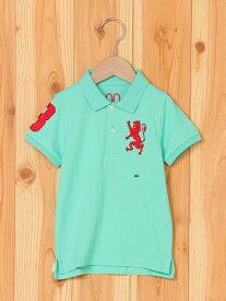 【SALE/53%OFF】GIORDANO (K)3Dライオン刺繍ポロシャツ ジョルダーノ カットソー【RBA_S】【RBA_E】