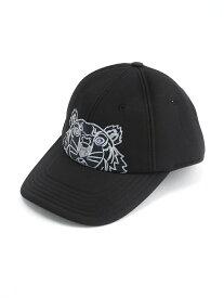 KENZO (M)Kampus Tiger Cap Neoprene ケンゾー 帽子/ヘア小物 キャップ ブルー【送料無料】