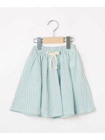 3can4on 【100-140cm】コードレーンボリュームスカート サンカンシオン スカート スカートその他 グリーン ピンク ブルー